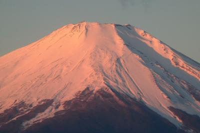 04.年末のエクシブ山中湖2泊 2019年末の紅富士