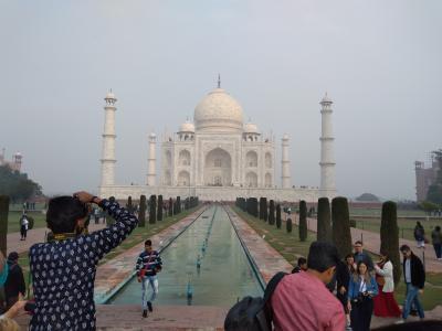 インド デリー・ジャイプール・アグラ・バラナシ 1