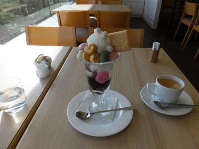 石川県 金沢市◆ 和カフェ『不室屋カフェ香林坊大和店』◆2020/01/28