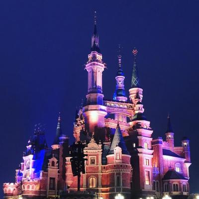 2020!お正月は上海♪ホテルステイと上海ディズニーランド、3.4日目