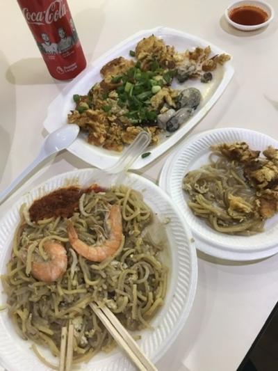 シンガポール食べ歩き旅