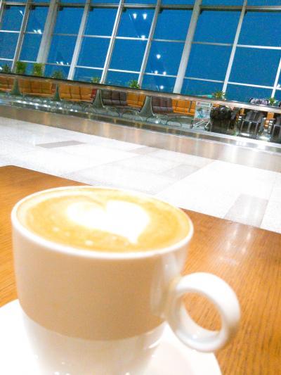 初めてのマレーシア、ベトナムも寄っちゃう1人旅  6日目 帰国   ノイバイ空港で寝る