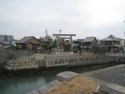 六華苑と七里の渡しで栄えた桑名宿(東海道五十三次42番目)⑧