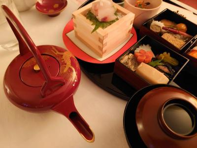 ウェスティン東京の年末年始・3、「お節」をインルームで周りを気にせずパクつく!