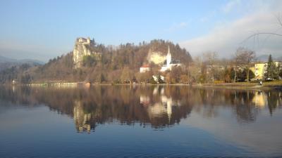 スロベニアの旅