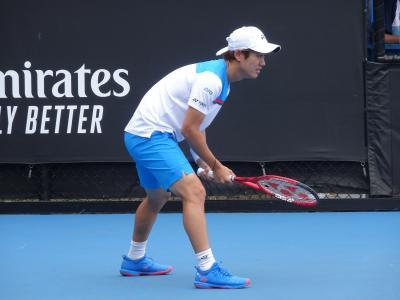 2020.1 全豪オープンテニス(3回目)観戦① 1回戦(2日間)がスタート♪