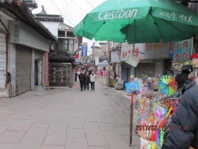 江南周遊(44)景山古鎮観光。
