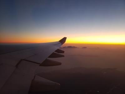 大韓航空で行くヨーロッパ周遊 帰国編(9)