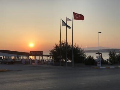 2019 初トルコ10日間の旅、宿泊記 NO.1 ハリッチパーク、パムサーマル、グランドホテル