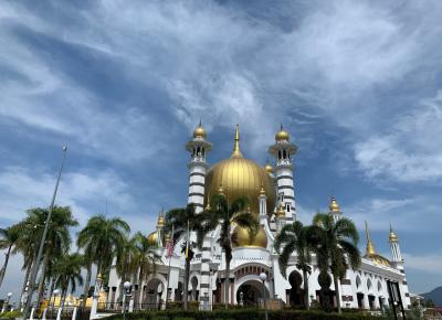 暑い・楽しい・美味しい・2020初旅はマレーシアへ 1