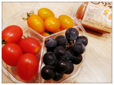 韓国・ソウル一人旅行( ´∀`* )ずっと食べてる旅行ww韓国ではトマトはフルーツです!