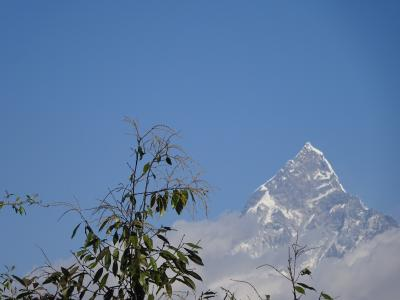 ネパール わくわくドキドキ旅 (2)ポカラ編