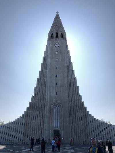 2019年8月 アイスランド・グリーンランド ・ちょこっとロンドンに行って来ました。Part.1 出国~レイキャビック街歩き。