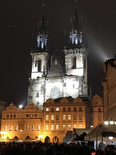 プラハ飲んだくれの旅