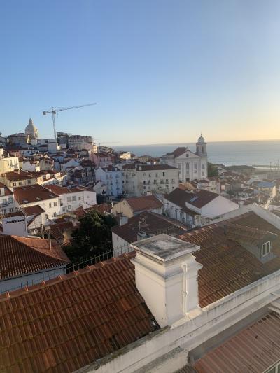 ポルト~リスボン~マドリード 冬の南欧一人旅 4日目 リスボンからマドリードの夜へ