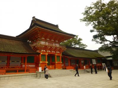 宇佐神宮でお参り、豊後高田の昭和の町でタイムスリップ