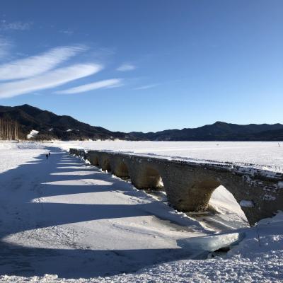 2020年1月 お湯に浸かって雪遊びして… のんびり糠平2泊3日