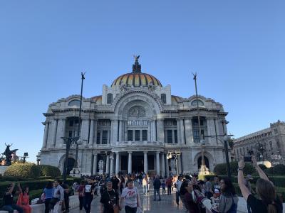 '19-'20年末年始 メキシコ一人旅 2 : メキシコシティ