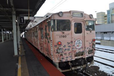 2020年1月北海道鉄道旅行5(日高本線前篇)