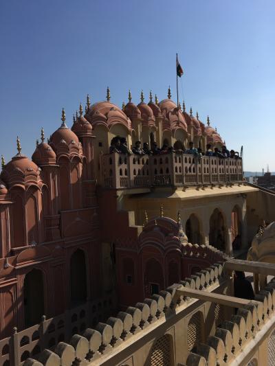インド 5-ジャイプール観光