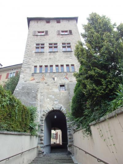 2019夏のスイス旅【36】クール大聖堂へ