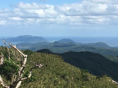 石垣日帰りで於茂登岳と野底マーペー