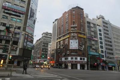 2020新春、台湾旅行記11(14/14):1月9日:台北、早朝のホテル界隈散策、帰国、桃園国際空港