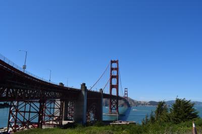 アメリカ西海岸4(ナパバレー・サンフランシスコ)