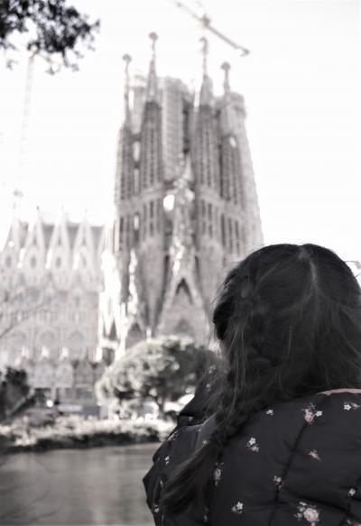 ガウディを追う旅・・・Barcelona