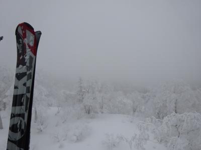 キロロでスキー(2020 冬の北海道)2.1