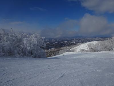 キロロでスキー その2(2020 冬の北海道)2.2