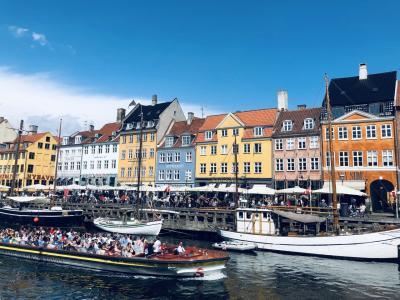 ヒュッゲの国デンマーク&フィーカの国スウェーデン9日間②コペンハーゲン街歩きと美味しいもの食べ歩き。