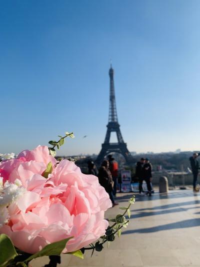 母と行くパリ散歩 3日目