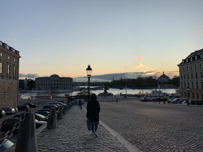 9月北欧親子旅 ストックホルム~ヘルシンキ~1人パリ ①