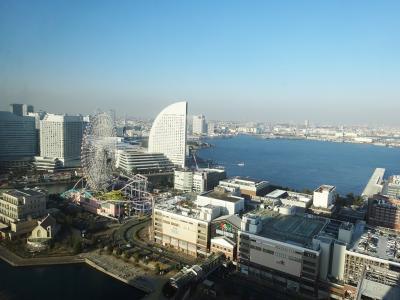 横浜散歩~冬のみなとみらいへ
