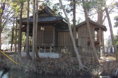 柏山稲荷神社(藤沢市城南3)