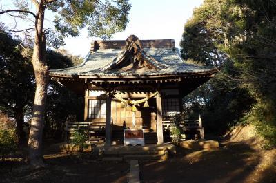 大庭神社(藤沢市稲荷)
