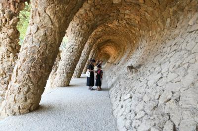 【5歳&7歳】子連れスペイン旅行⑥ -グエル公園-