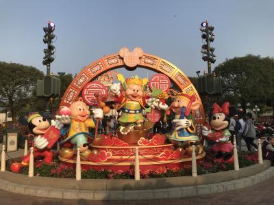 4歳、2歳の子連れ香港旅行2019/1/26編