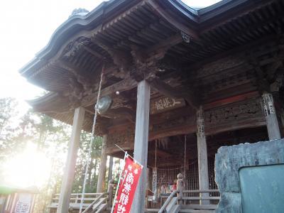 慈光寺  観音堂へ一人静かにお詣り