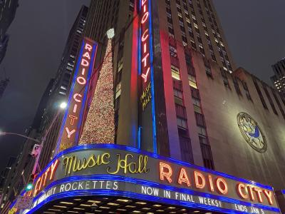 【2】 デルタ航空マイル特典航空券で行く10回目のニューヨーク♪Parker New York Hotel(旧ルパーカメリディアン)5泊7日