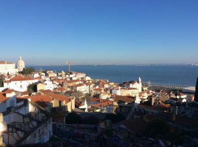 正月のポルトガル(リスボン、シントラ、ロカ岬、ポルト、ファロ)