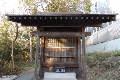 日枝社(藤沢市大庭字持瀬)