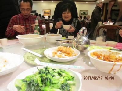 江南周遊(46)中華料理は口に合う。