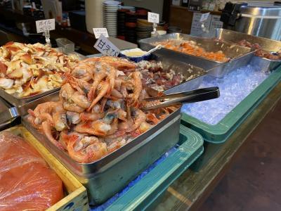 札幌で大満足食べ放題ランチ
