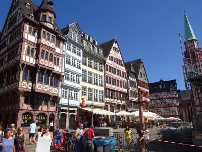 世界4周目 欧州編 夏旅は香港・ドーハ・スペイン・ドイツの旅 ⑦ドイツ(フランクフルト)