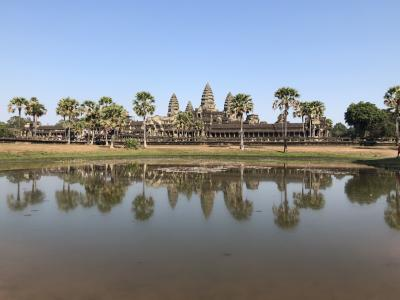 2回目のカンボジア