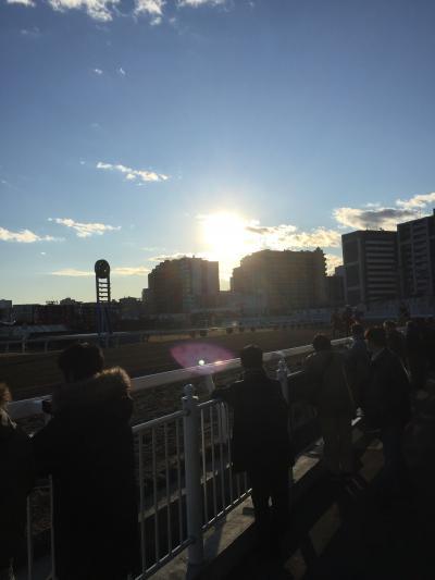 川崎競馬場遠征