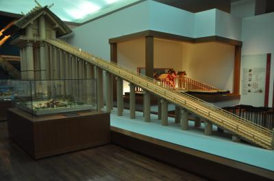 約1年ぶりの旅行は山陰地方③:古代出雲歴史博物館