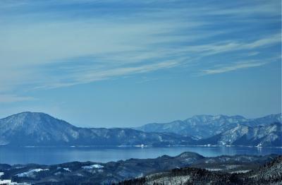 冬の秋田(その2)~田沢湖高原